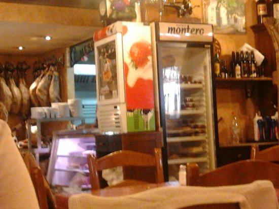Estacion de Cartama, Spagna: Entrada cocina