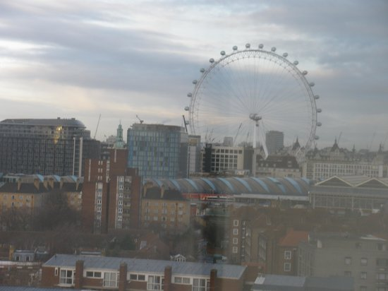 H10 London Waterloo: Vistas desde la habitación