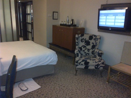 The Marmara Taksim: Room