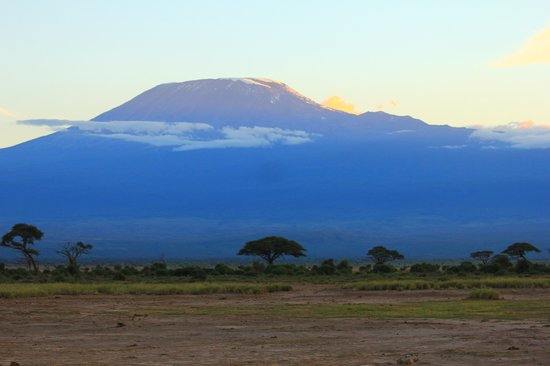 Ol Tukai Lodge: Mt Kilimanjaro