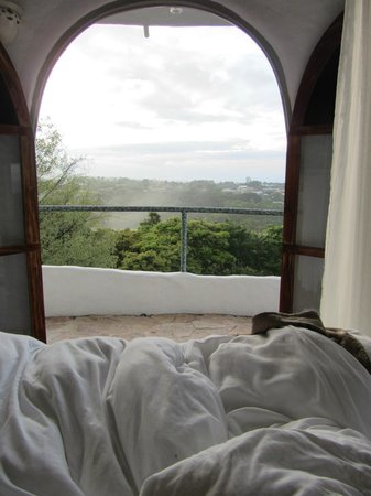 Finca Rosa Blanca Coffee Plantation & Inn: We got to wake up to THIS!