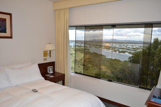 Libertador Lake Titicaca: Foto de la habitación orientada al este