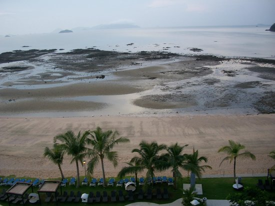 The Westin Playa Bonita Panama : Low tide