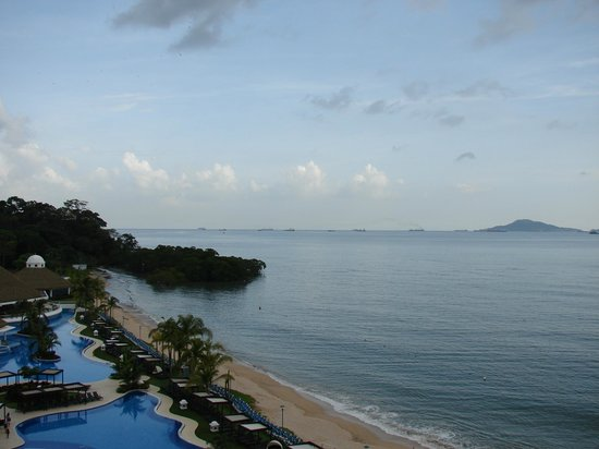 The Westin Playa Bonita Panama: High tide