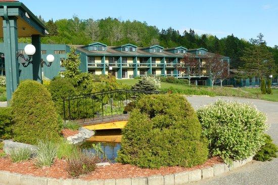 Le Manoir du Lac Delage: Hotel