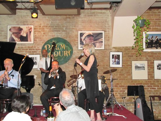 Palm Court Jazz Cafe New Orleans La