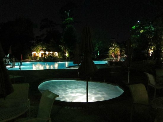 The Houstonian: pools