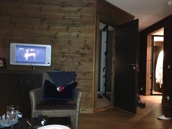 Vestlia Resort: suite