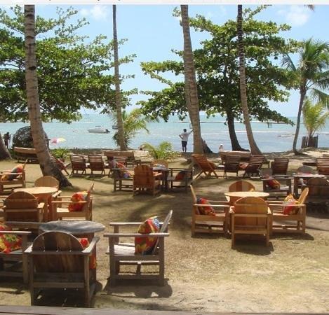 Praia do Espelho: Pousada do Bayano, cuidado com a consumação.