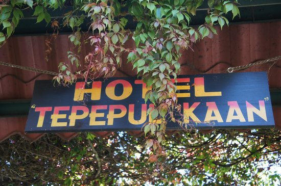 Hotel Tepepul Kaan: Welcome to Tepepul Kaan