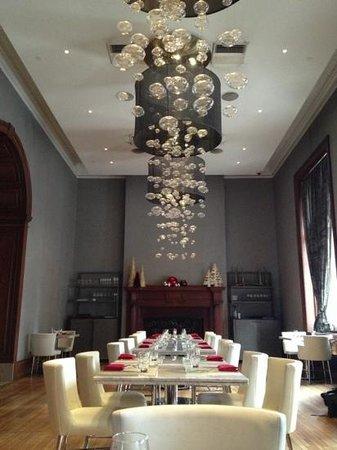 Le Meridien Philadelphia: Restaurant