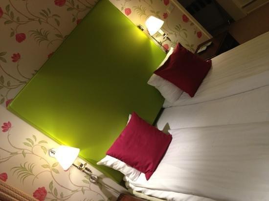 First Hotel Mayfair: la nostra stanza