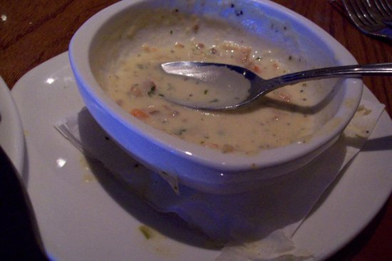 ‪‪Outback Steakhouse‬: Clam Chowder‬