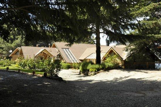 Peninsula Petit Hotel: Ingreso