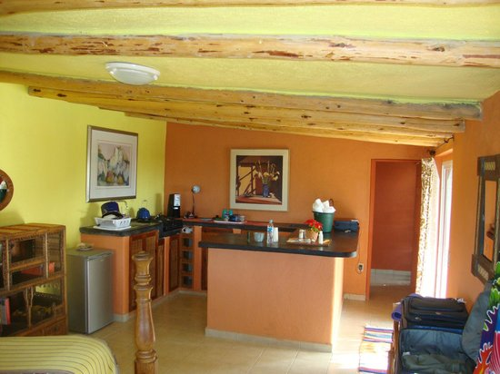 Baja Beach Oasis: La cocina!