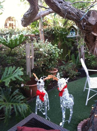 The Bed & Breakfast Inn at La Jolla: Garden