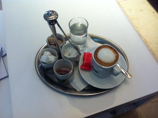 Altes Kloster: Kaffee