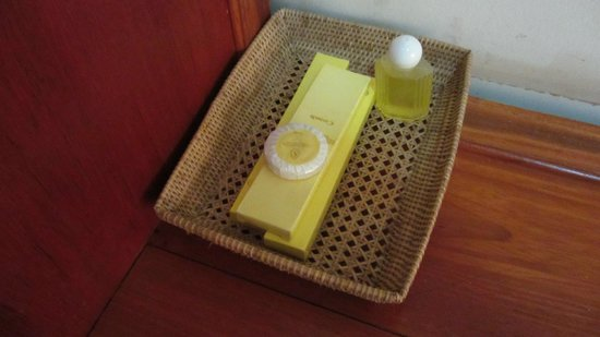 Sovann Phum Hotel: bathroom amenities