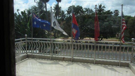 Sovann Phum Hotel: hotels shared balcony