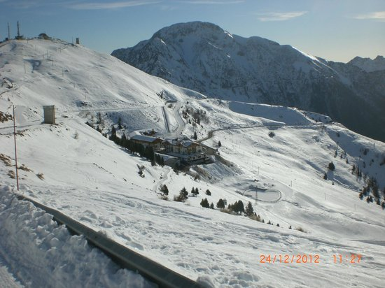 Hotel Locanda Bonardi: L'Hotel dall'alto