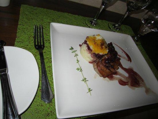 The Westin Golf Resort & Spa, Playa Conchal: Food