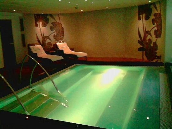 Elite Park Avenue Hotel: Pool in the wellness area