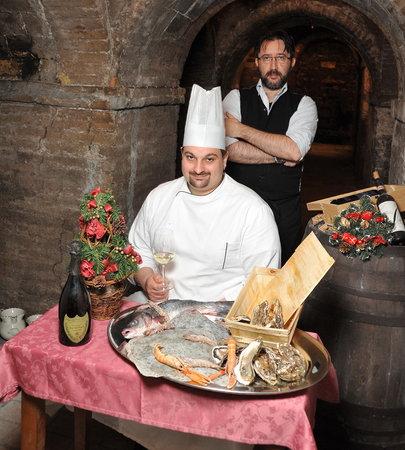 Boccon Divino : Chef &Patron