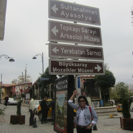 Sultanahmet District: Sultanahmet