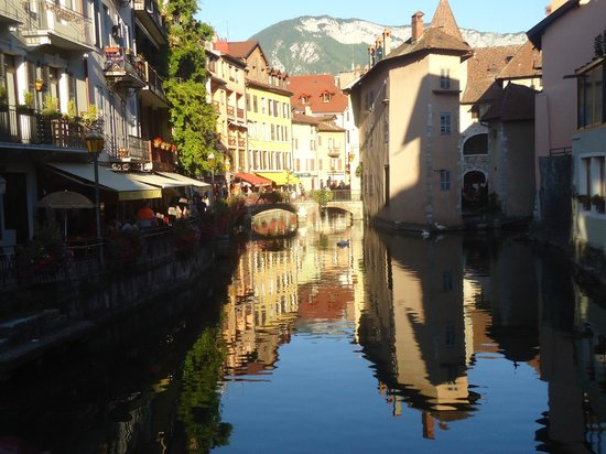 Annecy Aventure : Annecy, Museu Histórico