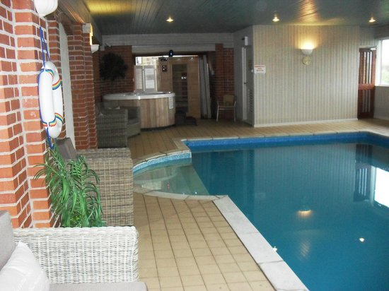 Hartland House Spa and Cottages: Spa
