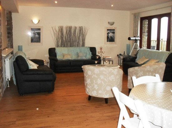 Hartland House Spa and Cottages: Dining Area