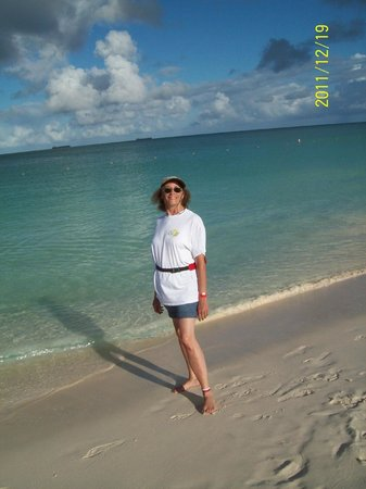 Tropicana Aruba Resort & Casino: 11/21/20 Sandy