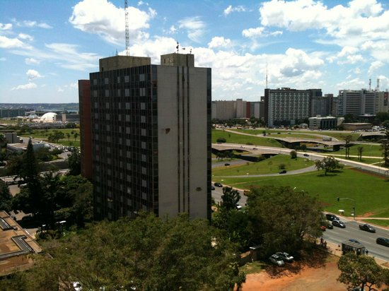 Mercure Apartments Brasilia Lider: Vista do 9º Andar