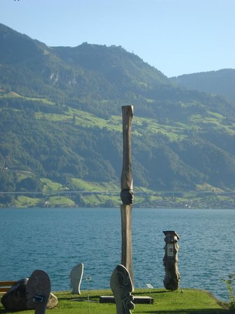 Seehotel Riviera: Lake view