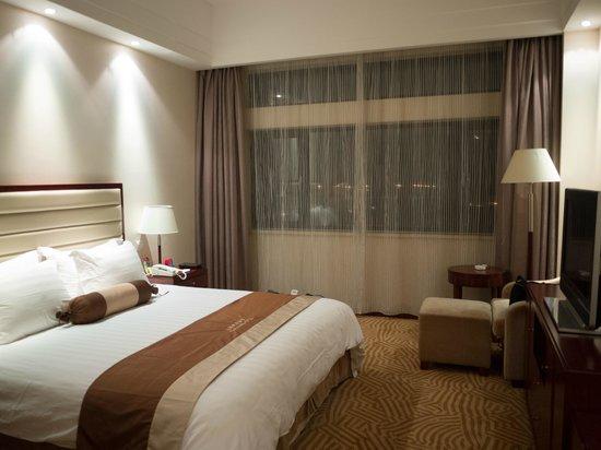 Paradise Hotel Shanghai: Bedroom