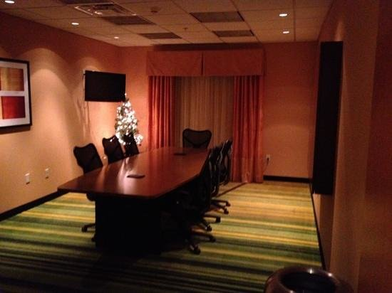 Fairfield Inn & Suites Wilkes-Barre Scranton: conference room