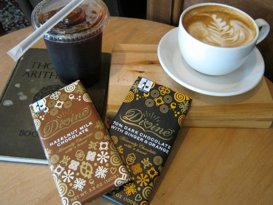 Greyhouse Coffee & Supply Co: Coffee and Chocolate