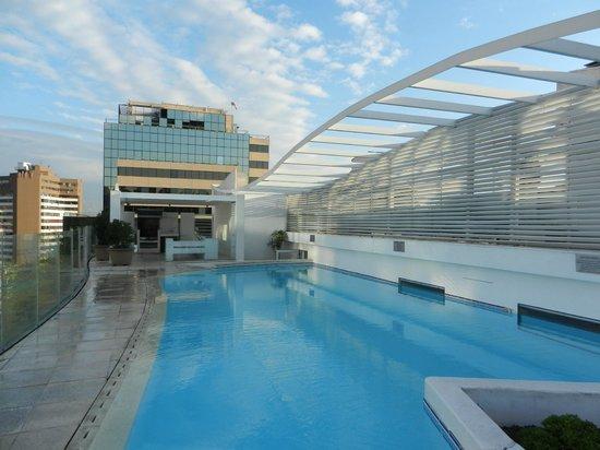 Trani Hotel Providencia: piscina