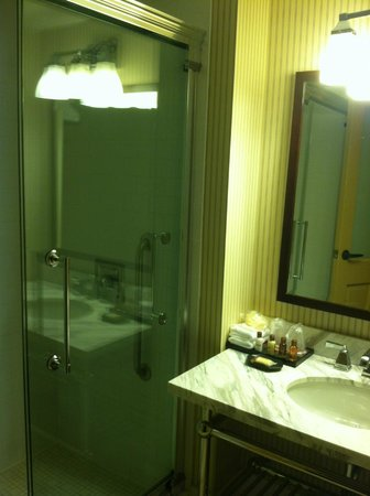 Sheraton Herndon Dulles Airport Hotel: Washroom and amenities