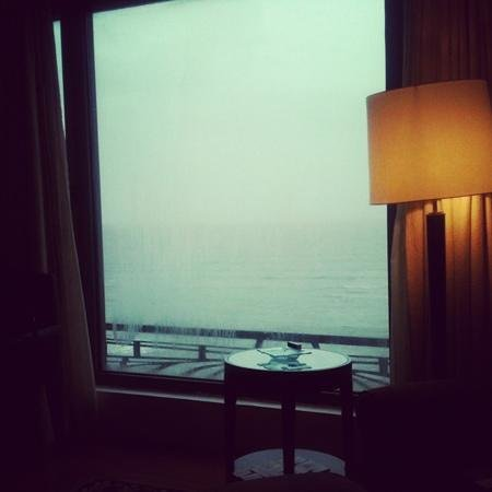 Trident, Nariman Point: view from the room