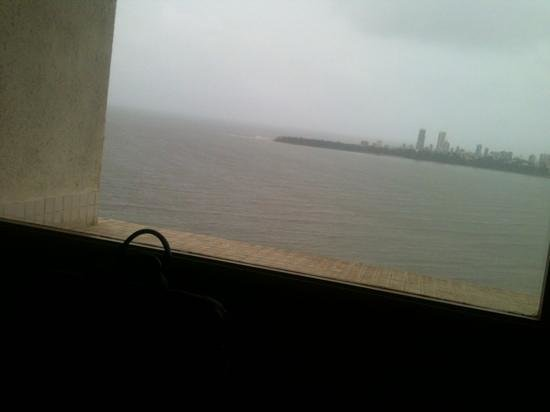 Trident, Nariman Point: Top floor, conference room view