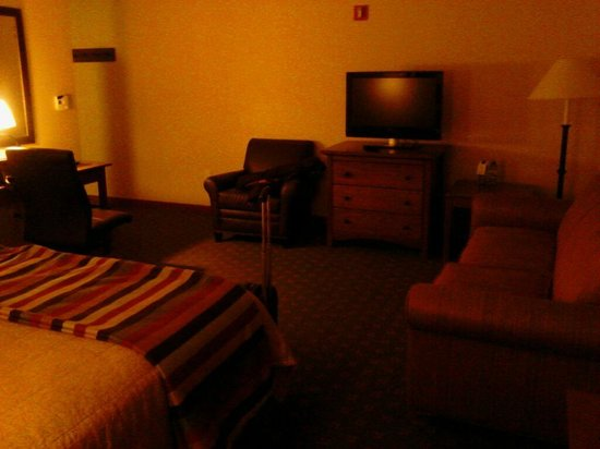 Skamania Lodge: Superior Forest Room