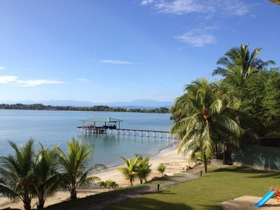 Playa Tortuga Hotel & Beach Resort: paradise! the view from our!