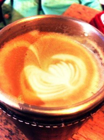 Moonbean Coffee Company : Latte