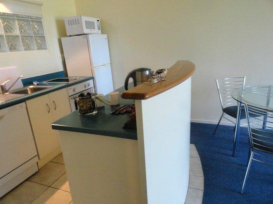 Ramada Resort Reia Taipa Beach: Great little kitchenette