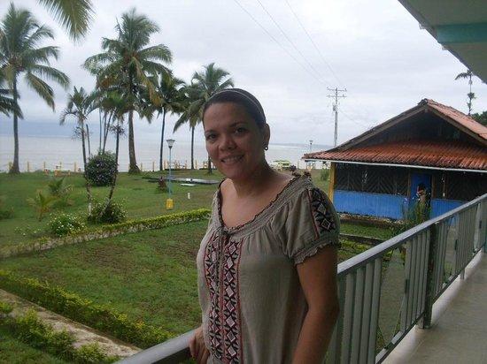 Reserva Aguamarina Hotel y Cabañas: desde la habitacion