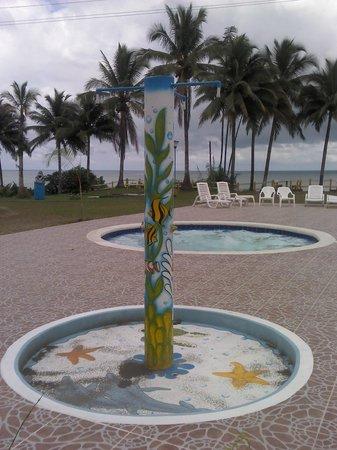 Reserva Aguamarina Hotel y Cabañas: piscina para niños