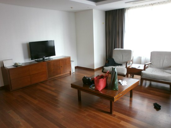Vabien Suite I Serviced Residence: Living Room with Flat Screen TV