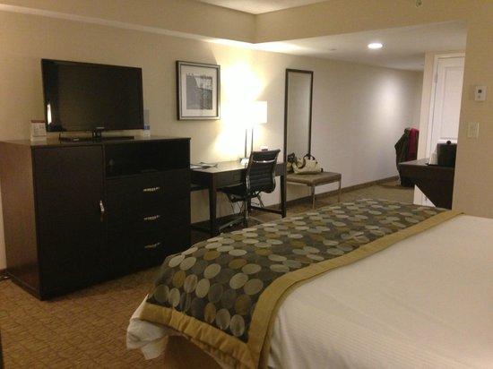 Wyndham Garden Niagara Falls Fallsview: Room