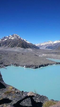 Tasman Valley 4WD & Argo Tours: Tasman Glacier view